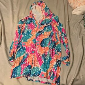 Lily swim cover up